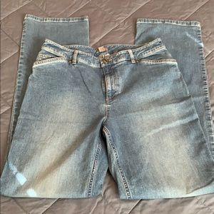 Women's size 6 J. Jill stretch jeans